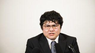 平尾勇気記者会見のネクタイがヤバい!非常識で逆効果に!?